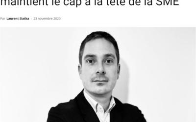 Folschviller : Sébastien Lo Presti maintient le cap à la tête de la SME