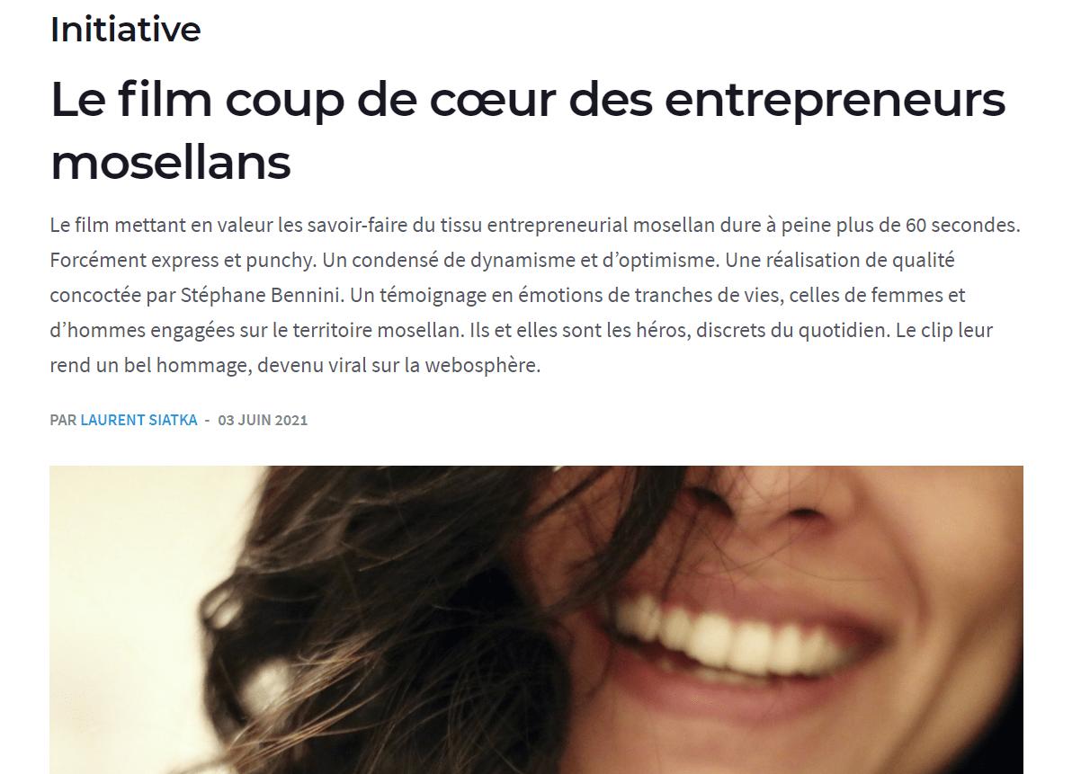 film entrepreneur